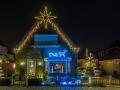 Mooie Kerstfoto special gemaakt in de Gemeente Strijen - Foto: MS Fotografie   Marc van der Stelt