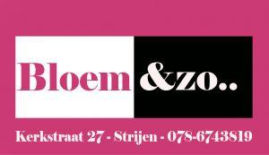 Bloem &Zo.. Strijen