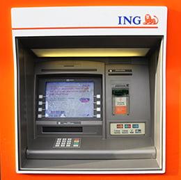 Pinautomaat zoeken gps