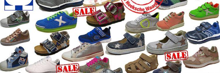 Kortingen t/m 50% op kinderschoenen bij Quick Shoes Strijen