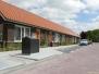 Duurzame lantaarnpaal markeert oplevering nieuwbouw Julianastraat