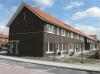 De nieuwbouw in de Julianastraat is deels voor senioren en deels voor gezinnen.. - Foto: Arie Pieters