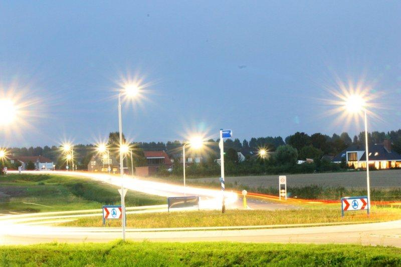 Foto van de week 34 - Randweg Strijen 5 minuten time Laps - Ferry Krauweel