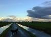 Foto van de week 46 - Tijdens een mooie wandeling op de bovenweg van Strijen. - Lenie van Eekelen