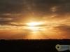 Foto van de week 49 - Ferry Krauweel - Jakobsladders ( Wolkenstralen ) Goed te zien